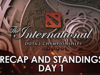 The International 6 Day 1