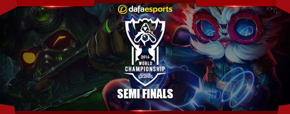 League of Legends World Championship – Semi-final Preview