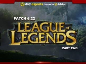 LoL 6.22 Patch Updates - Part 2