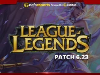 LoL Patch Update 6.23