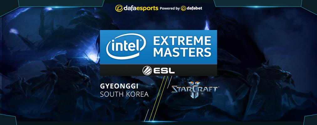 IEM Gyeonggi StarCraft II Preview