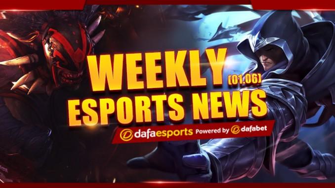 Weekly eSports Recap - Jan. 6, 2017