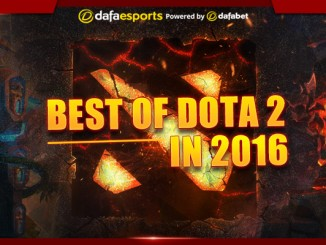 Dota 2 and 2016: A year to remember