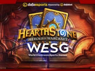 Razzle Dazzle 'em: Staz' win at Hearthstone WESG