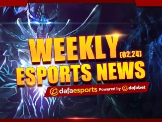 Weekly eSports Recap - Feb. 24, 2017