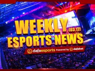 Weekly News Recap March 17 2017