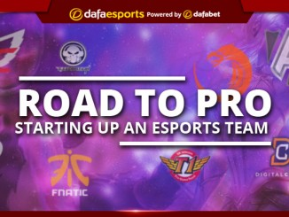 Road to Pro: Starting up an esports team