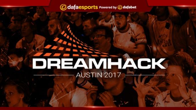 Gambit, G2 headline 6 other teams at DreamHack Austin 2017
