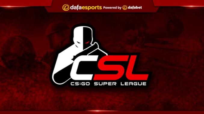 CSGO Super League 2017