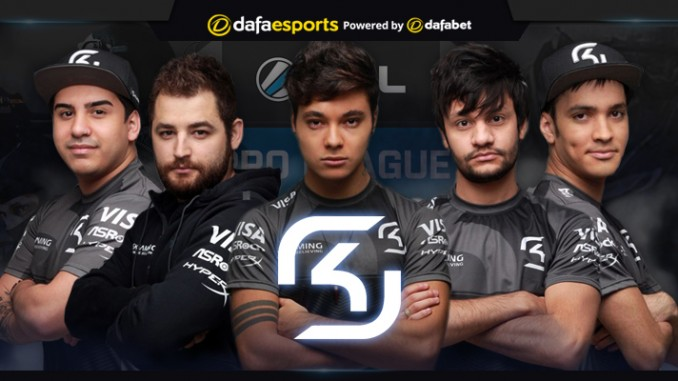 SK Gaming tops NA division on ESL Pro League 5
