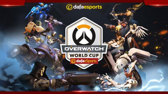OVERWATCH WORLD CUP QF2