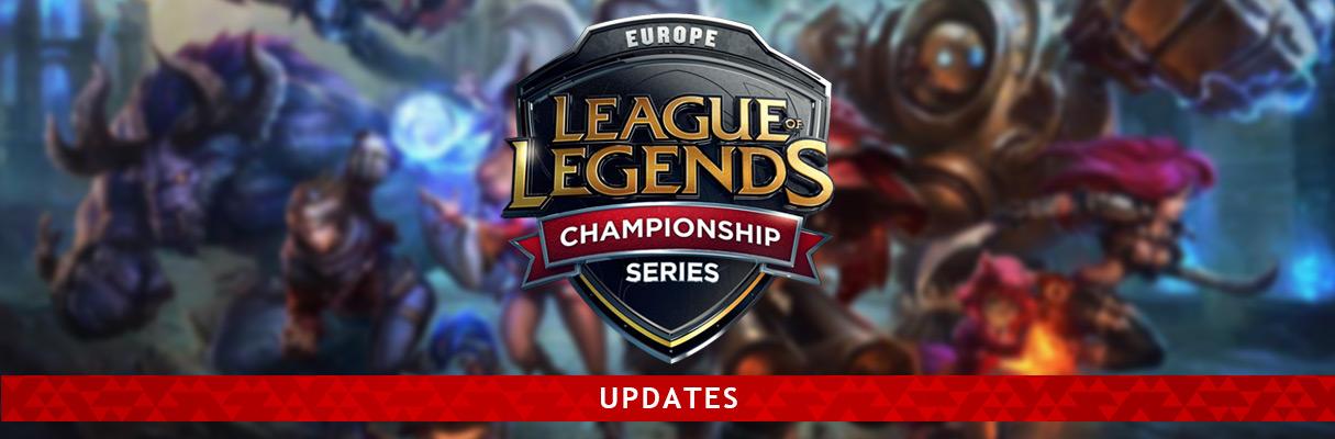 EU LCS Update