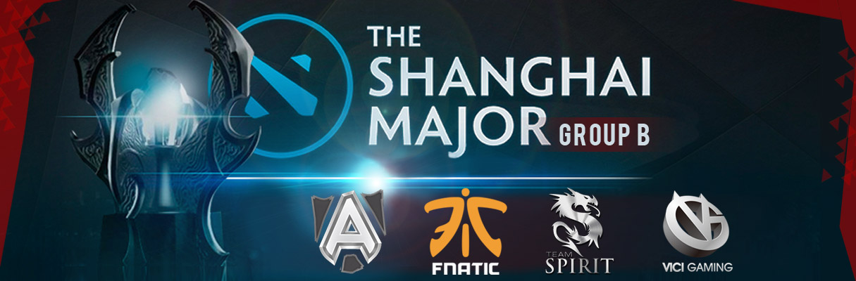 Shanghai Major Preview Group B