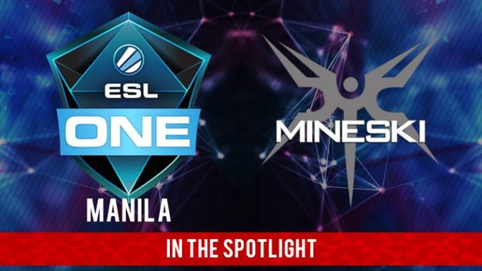 Mineski ESL One Manila