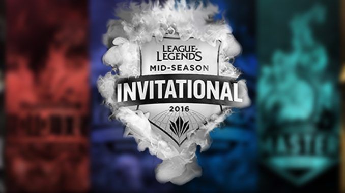 LoL Mid-Season Invitational