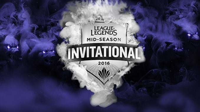 Mid Season Invitational Group Stage