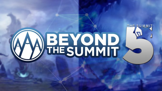 Beyond The Summit 2015