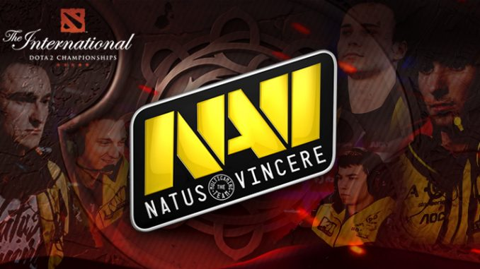 The International 6 Navi