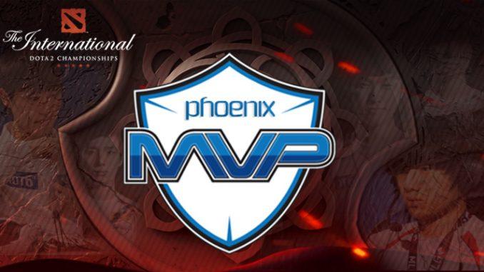 The International 6 MVP Pheonix