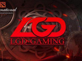 The International 6 LGD