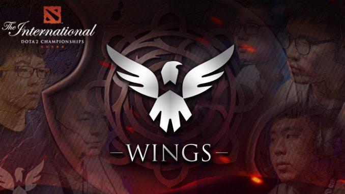 The International 6 Wings Gaming