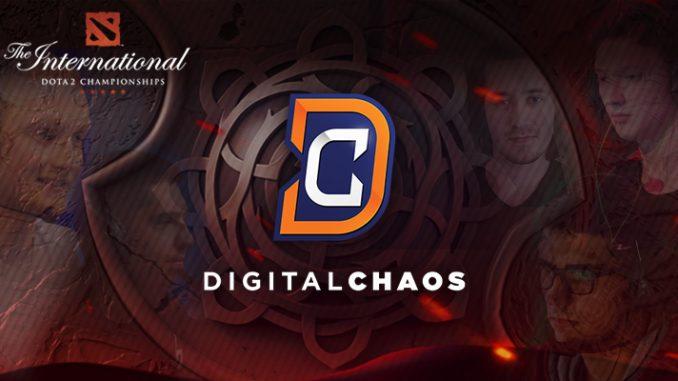 The International 6 Digital Chaos