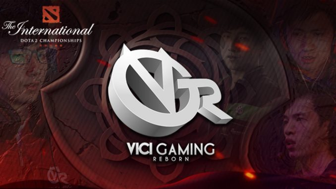 The International 6 VG Reborn