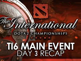 The International 6 Main Event Day 3