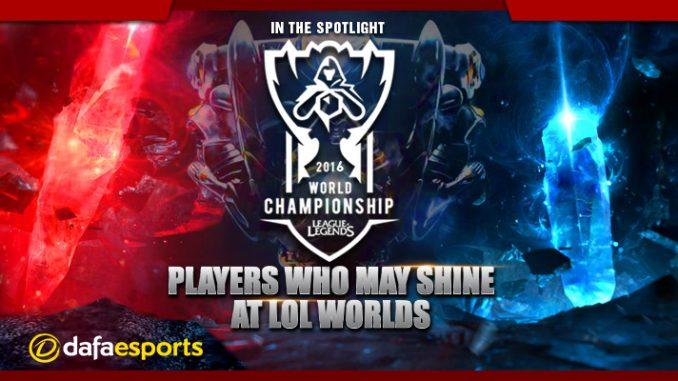 Players who may shine lol