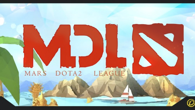 MarsTV Dota League 2016