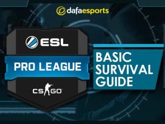ESL Pro League 4 Finals Overview
