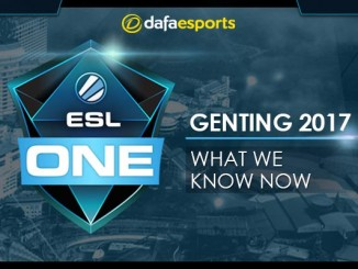 ESL One Genting – What do we now know?
