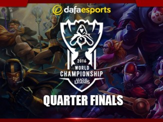 LoL World Championships – Quarterfinal Preview