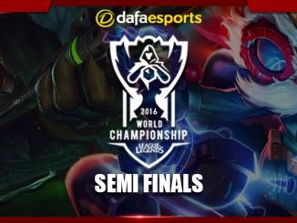 League of Legends World Championship – Semi-final Preview