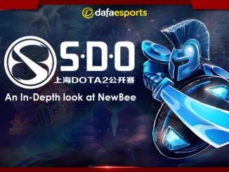 Shanghai Dota 2 Open #2 Newbee Spotlight