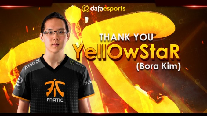 Keep on Shining: YellOwStaR retires from active play