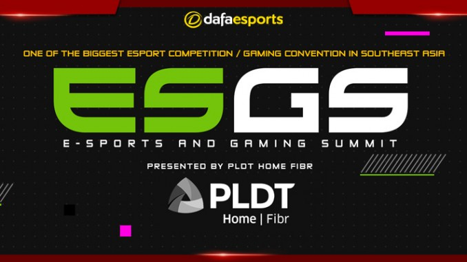 ESGS 2016: a fun and explosive 3-day treat
