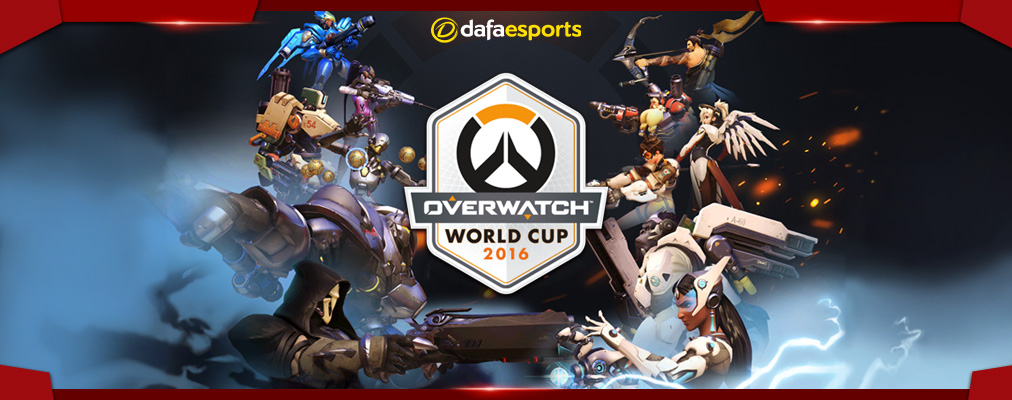 Overwatch World Cup Prize 2021