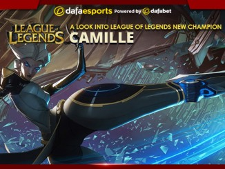 LoL's latest Champion Camille, to Cause Chaos in the Rift