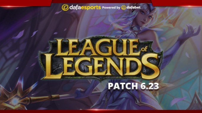 LoL Patch Update 6.23