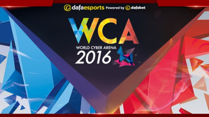 World Cyber Arena 2016