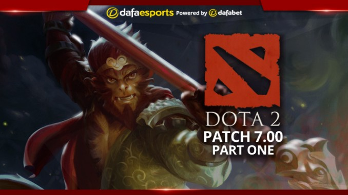 Dota 2 Patch 7 00 - Part 1 | Dafa Esports