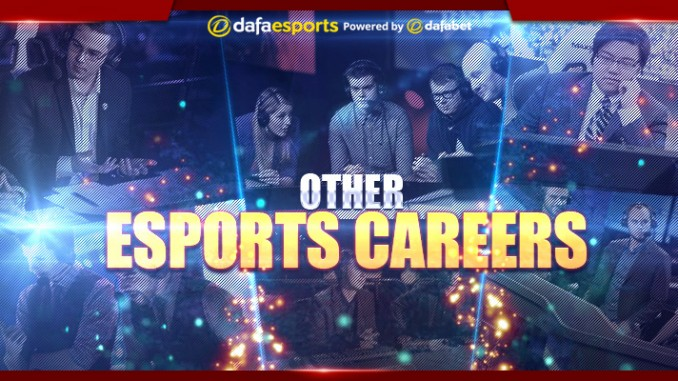 Other eSports Careers