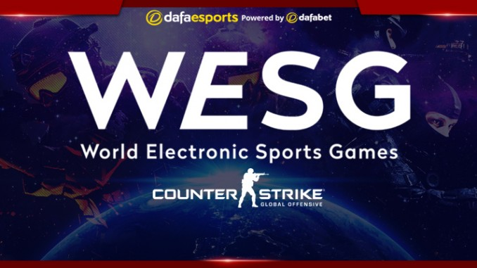 WESG 2016 CS:GO Preview