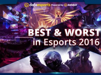 Best and Worst in Esports 2016