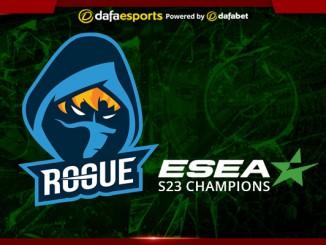ESEA Season 23 CS:GO Winners - Rogue