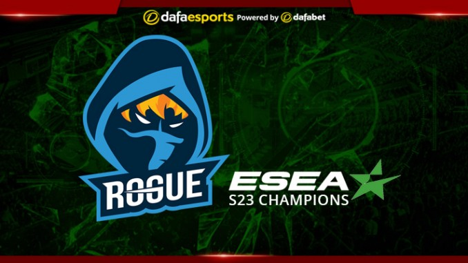 ESEA Season 23 CS:GO Winners - Rogue