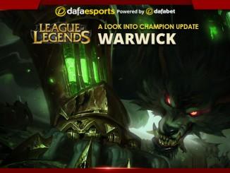 Warwick: The bigger, badder wolf gets unleashed