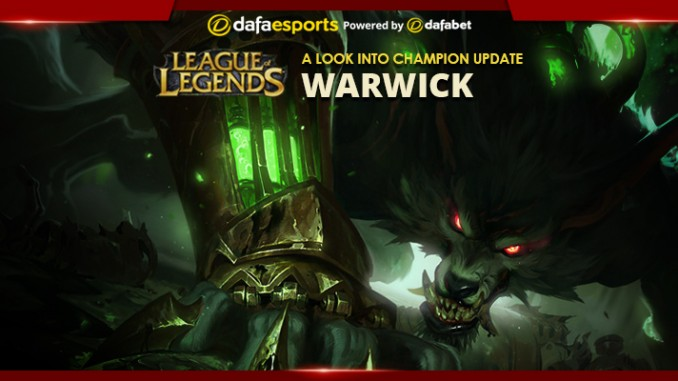 Warwick: The bigger, badder wolf gets unleashed