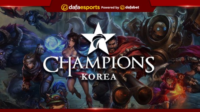 2017 LCK Spring April Update